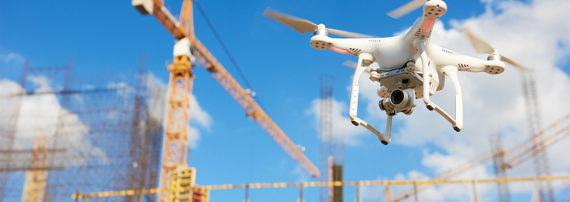 Drone and Project Monitoring Services